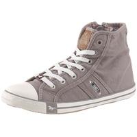 MUSTANG Shoes Sneaker mit Label in der Laufsohle grau 41