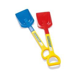 dantoy Kinder-Handschaufel Schaufel groß, (1-tlg), Sandschaufel, Strandschaufel, Sandspielzeug, Sandkastenspielzeug, Sandkastenschaufel, geeignet ab 2 Jahren, 1 Stück zufällige Farbe