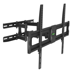 bahama TV-Wandhalterung, (bis 70 Zoll, TV Wandhalterung schwenkbar Halterung 37-70 Zoll LED LCD Fernseher Wandhalter)