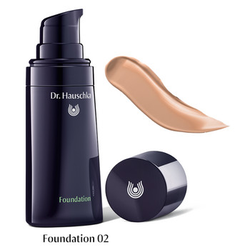 Dr.Hauschka Foundation 30ml, 02 Almond