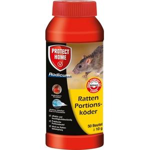 Protect Home Ratten Portionsköder 500 g