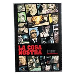 Hard Boiled Games Spiel, Hard Boiled Games La Cosa Nostra (deutsch)