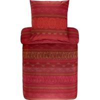 BASSETTI Urbino rot (200x200+2x80x80cm)