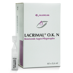 LACRIMAL O.K. N Augentropfen 60X0.6 ml