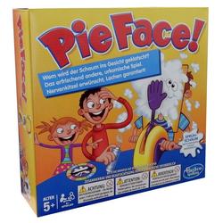 Hasbro Spiel, Gesellschaftsspiel, Hasbro Pie Face Spiel Gesellschaftsspiel Partyspiel Kinderspiel Familienspiel