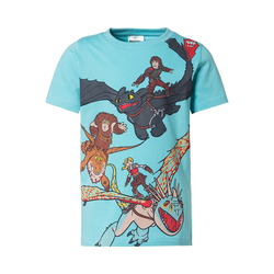 Dragons T-Shirt Dragons T-Shirt für Jungen 128/134