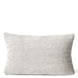 Aymara Kissen 62 x 42 cm Grau  Form & Refine