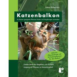 Katzenbalkon als Buch von Sabine Ruthenfranz
