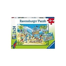Die Abenteuerinsel (Kinderpuzzle)
