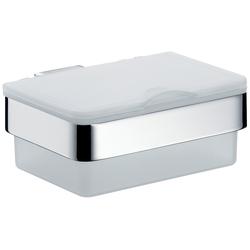 EMCO Feuchttücherbox Loft, chrom weiß