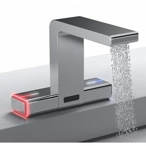 Conti+ Senso Waschtischarmatur mit IR-Sensor, mit Temperaturregulierung 155.010.11, EEK: A+