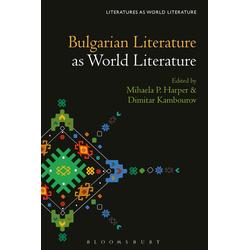 Bulgarian Literature as World Literature: eBook von