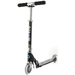 Scooter Sprite, schwarz mit Streifen