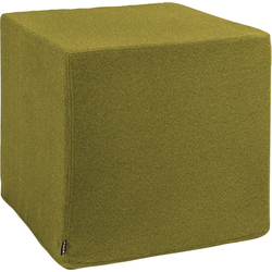 H.O.C.K. Hocker Livigno Cube (1 St), 45/45/45 cm grün