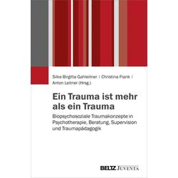 Ein Trauma ist mehr als ein Trauma als Buch von
