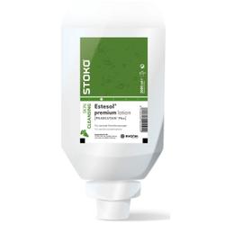 Estesol® premium - Hautreiniger, ehem. Stockhausen PRAECUTAN PLUS, 2000 ml - Softflasche (1 Karton = 6 Flaschen)