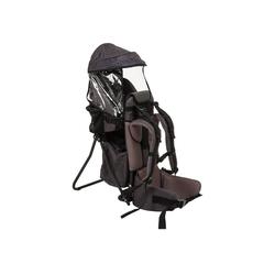 Fillikid Babytrage Rückentrage Explorer, grün grau