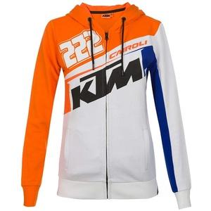 Valentino Rossi – Cairoli – KTM Sweatshirt für Damen XS Arancione