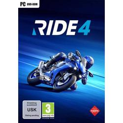 RIDE 4 PC USK: Einstufung ausstehend