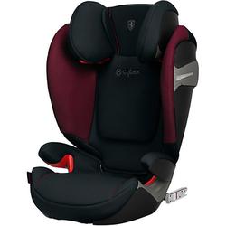 Auto-Kindersitz Solution S-Fix, Scuderia Ferrari, Victory Black schwarz