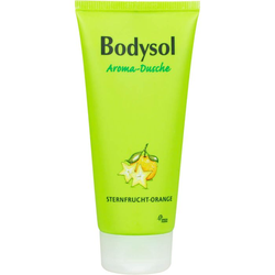 BODYSOL Aroma Dusche Sternfrucht Orange 100 ml