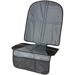 WALSER Kindersitzunterlage Kindersitzunterlage Tidy Fred XL grau 125,4 cm
