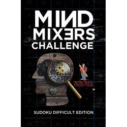 Mind Mixers Challenge als Taschenbuch von Puzzle Pulse