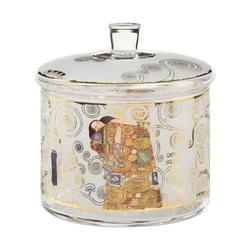 Goebel Keksdose Der Lebensbaum Artis Orbis Gustav Klimt, Glas, (1-tlg)
