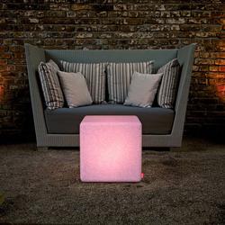 Moree Granite Cube LED Sitzwürfel