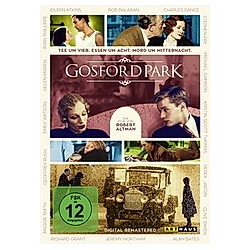 Gosford Park - DVD  Filme