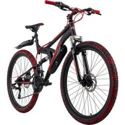 KS Cycling Mountainbike Fully 26 Zoll Bliss Pro