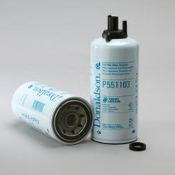 Kraftstofffilter- Landmaschine - TIMBERPRO - 830 B (Mot.: CUMMINS 08.Mrz - )