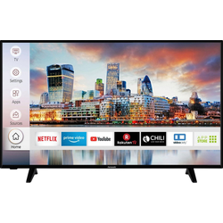 Hanseatic 50H600UDS LED-Fernseher (126 cm/50 Zoll, 4K Ultra HD, Smart-TV, HDR10)