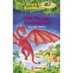 Osborne, Das magische Baumhaus Bd. 53 Das Tor zur Dracheninsel