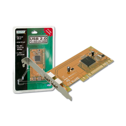 Digitus USB2.0 PCI Add-On Card