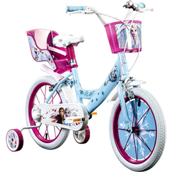 Disney Kinderfahrrad Frozen, 1 Gang 27 cm