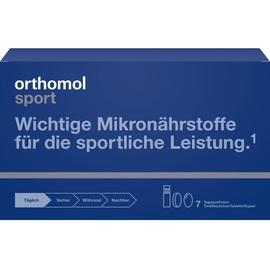 Orthomol Sport Trinkfläschchen / Tabletten / Kapseln 7 St.