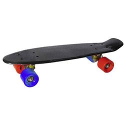 NSP Kickboard,schwarz blau/orange,ABEC