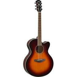Yamaha Akustikgitarre E-Akustikgitarre CPX600OVS, Old Violin Sunburst