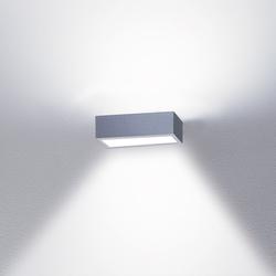Brigg Small - Abstrahlung einseitig - Weiß