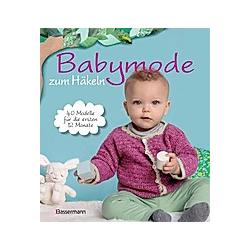 Babymode zum Häkeln - Buch