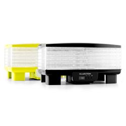 Bananarama Dörrautomat schwarz 550W Trockner Dehydrator 6 Etagen
