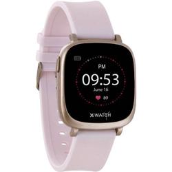 X-WATCH Ive XW Fit Smartwatch Rosa