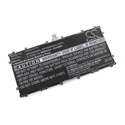 vhbw Li-Ion Akku 8000mAh (3.7V) für Netbook Pad Tab Tablet Google Nexus 10, N10 wie SP3496A8H, SP3496A8H(1S2P), HA32ARB.