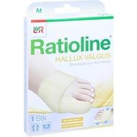 LOHMANN & RAUSCHER Ratioline Hallux valgus Bandage zur Korrektur M