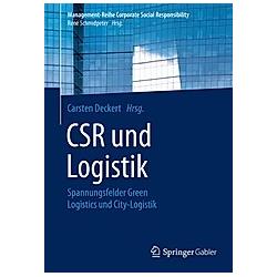 CSR und Logistik - Buch
