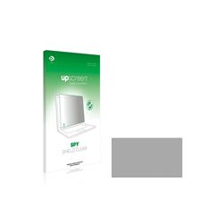 upscreen Schutzfolie für HP Notebook 15-ba033ng, Folie Schutzfolie Sichtschutz klar anti-spy