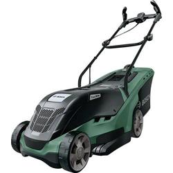 Bosch Home and Garden UNIVERSALROTAK 450 Elektro Rasenmäher mit Schnitthöhenverstellung 1300W Schn