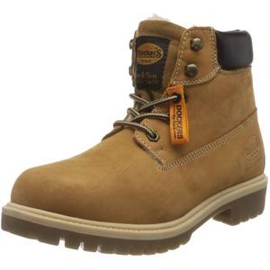Dockers by Gerli Damen Classic Boot Finland Mode-Stiefel, golden tan, 42 EU