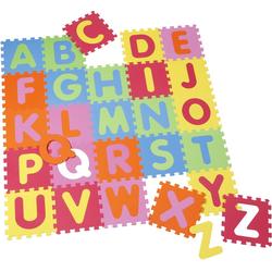 knorr toys - Puzzlematte - Alphabet 26 tlg. 30cm